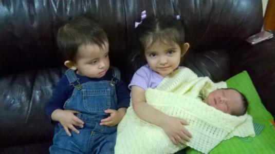 Hargrove niños